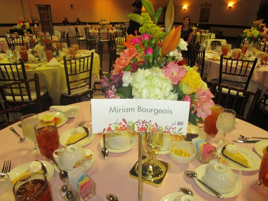 The United Way's Women's Leadership Council Luncheon was held on June at River Oaks in Lafayette