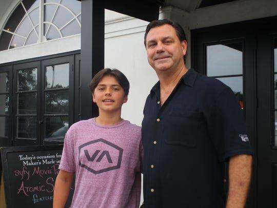 Jake and Matt Chiasson
