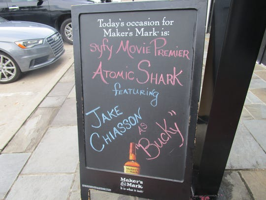 The movie Atomic Shark premiered on the SyFy channel on July 24