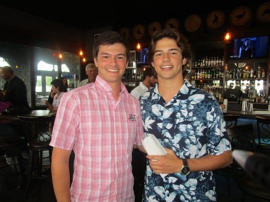 Matt Chiasson Jr. and Chad Chiasson