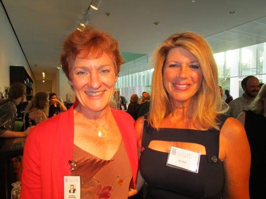 LouAnne Greenwald and Jan Swift