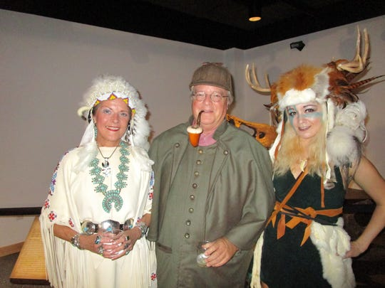 Gretchen, Rick and Brooke Stewart
