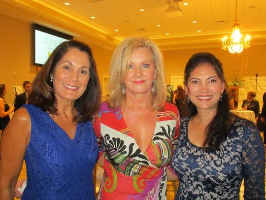 Renee Despot, Sandy Giles and Linda Allen