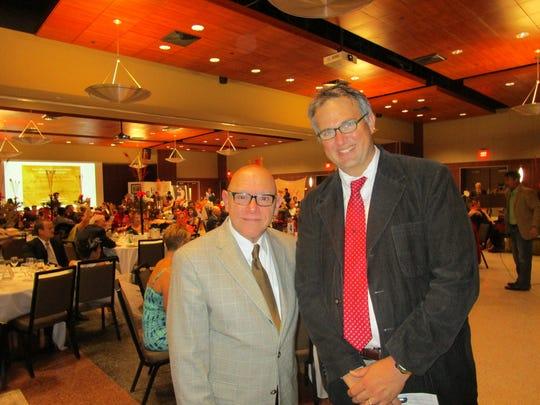 Herman Mhire and Michael Eble
