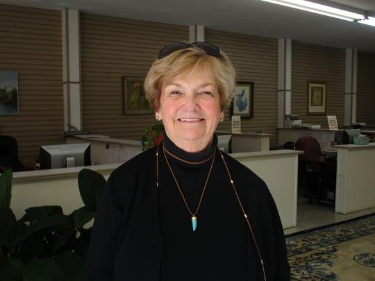 Rae Logan executive director of 232-HELP