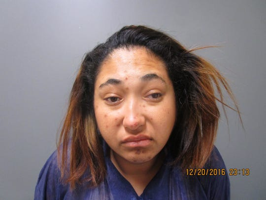 Candelaria DeSantiago, 31, has been arrested on suspicion of being an accessory to murder on Tuesday, Dec. 20.