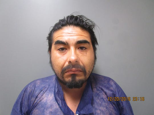 Alejandro DeSantiago, 39, was arrested Tuesday, Dec. 20, on suspicion of being an accessory to murder.