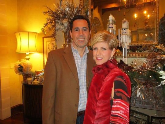 Michael and Dana Topham