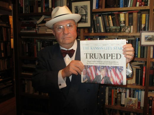 what would harry truman say about trump