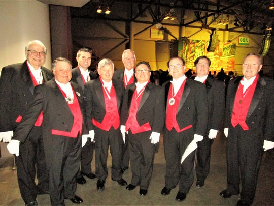 The Krewe of Victoria Ball was held on Jan. 28 at the Cajundome Convention Center