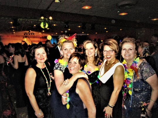 The Krewe of Attakapas Ball was help on Feb. 4 at the Heymann Center in Lafayette.