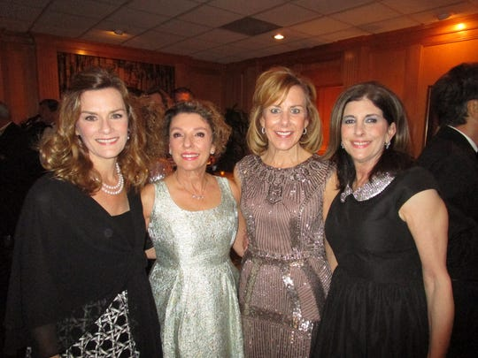 Gretchen Guilliot, Kathleen Guilliot, Betsy Koke and