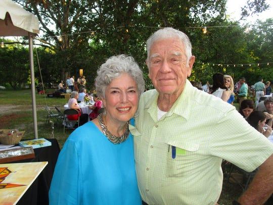 Sarah and Harold Schoeffler