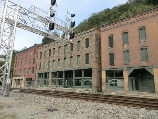 Coal-country ghost town preserved for tourists