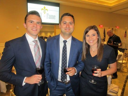 Scott Richard, Jordan Precht and Jami LaCour