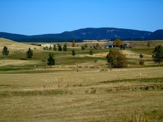 The Judith Shadows Golf Course was a ranch until the latest generation came home to Lewistown.