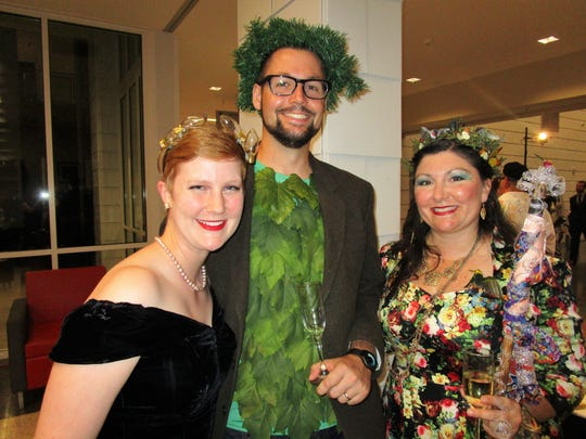 Susie and Raphael Gottardi and Maureen Dugas-Foster