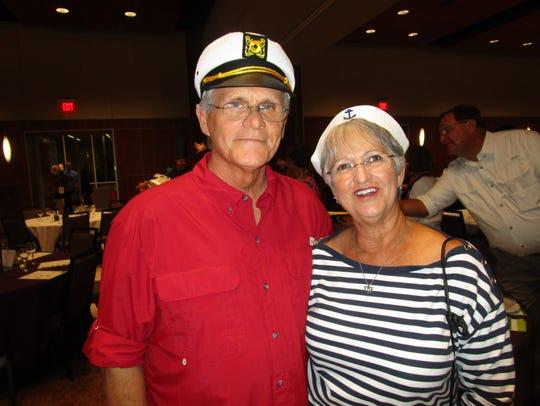 Keith and Carolyn Stutes