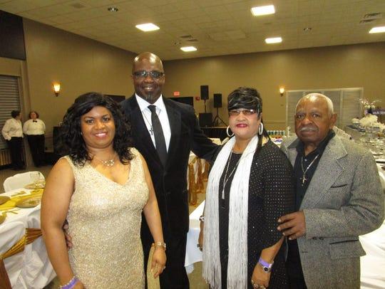 Stephanie Citizen, Franklin Jones, Patrice and Nalve