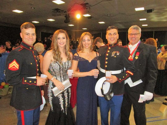 Eric Rider, Nancy Vickham, Phoebe Fabre, Joe Piccione