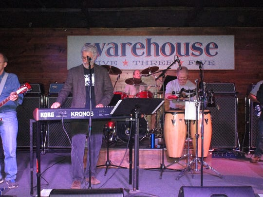The Hopstock fundraiser in honor of Mark Hopkins was held on November 11 at Warehouse 535 in Lafayette.