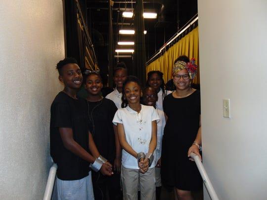 FAMU DRS students present program for Black History month