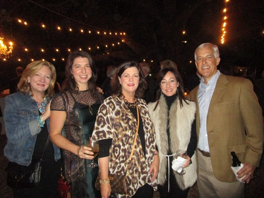 Maura Nelson, Dayna Haynie, Mimi Francez, Beth and