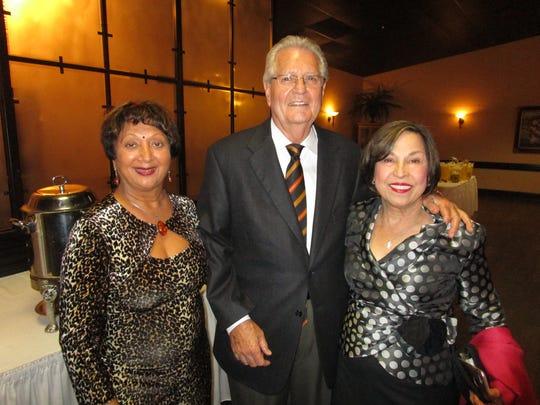 Sangeeta Shah, Bob and Gail Romero