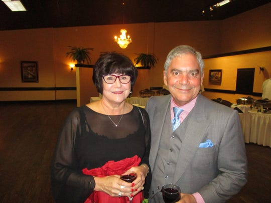 Stephanie and Bill Bacque