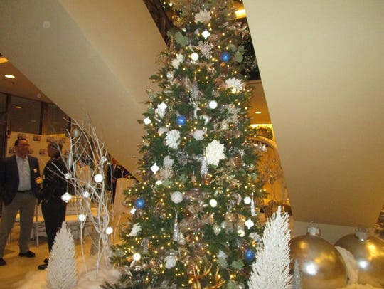 United Way's Spirit of Giving event was held on Dec.