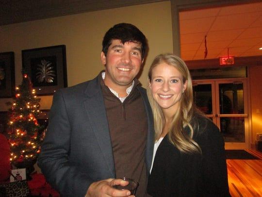 Keith Saltzman and Erin Higginbotham