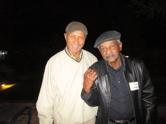 John Broussard and Lil Buck Senegal