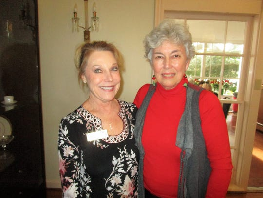 Roxanna Champagne and Sarah Schoeffler