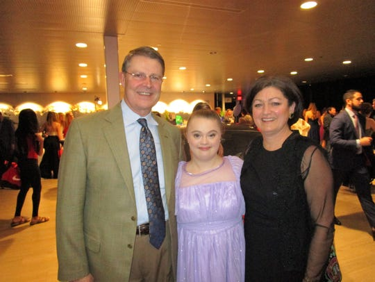 Gregory, Mary Claire and Erin Ardoin