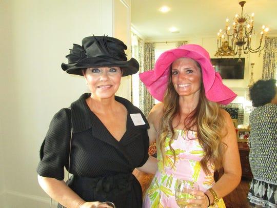 Denise Giosa and Lainey Tuten