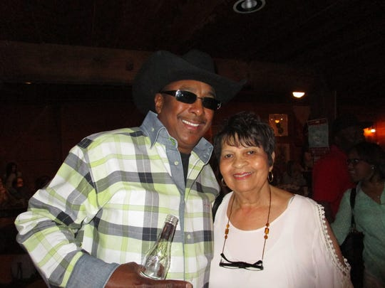 Leroy Thomas and Mary Broussard