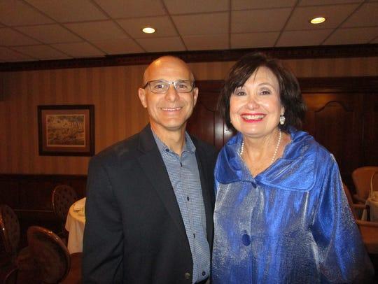 Joe Zanco and Norma Guidry