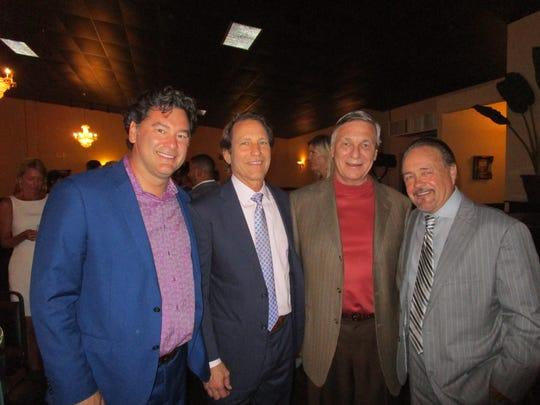 Bart Bernard, Stanley Blackstone, Rusty Lamb and Roger