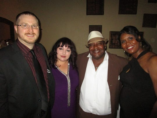 Kyle Harrison, Stephanie Majesty, Lionel Washington