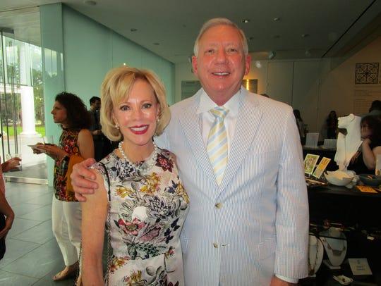 Melanie and Michael McKenzie