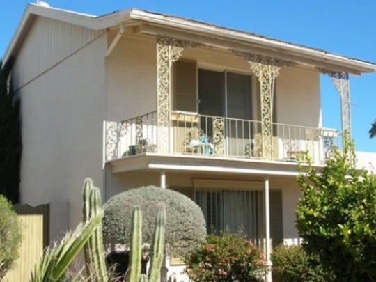 Villa Monterey historic district