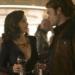 Review: 'Solo' gambles (and wins) by not being just another 'Star Wars' movie