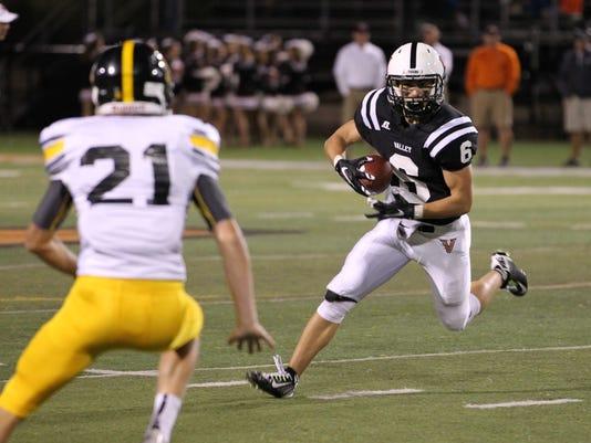 High Scool Football: Southeast Polk vs WDM Valley