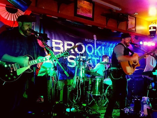 Brookline Station will perform Friday night at Southbound Bar & Grill.