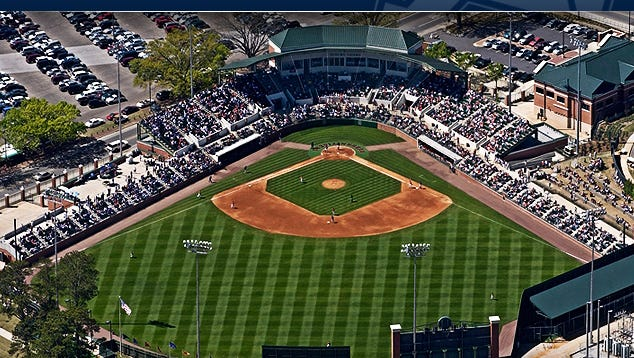 Auburn will host Sacramento State at 3 p.m. for the 2016 Opening Day at Plainsman Park