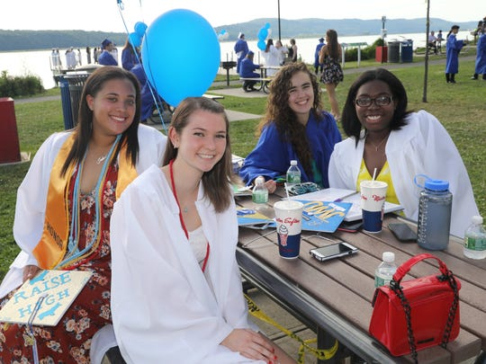 Dobbs Ferry High School held their 117th Commencement
