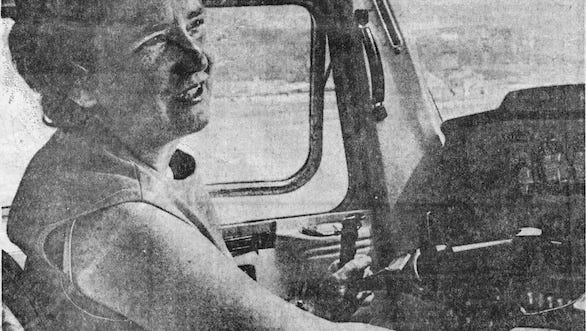 """Dorothy """"Kirk"""" Polking was both a pilot and an author of a book which detailed commonly used terms used by pilots and flying techniques."""