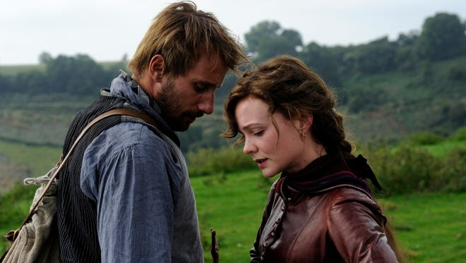 Matthias Schoenaerts  and Carey Mulligan shine in the latest adaptation of Thomas Hardy's novel 'Far from the Madding Crowd.'
