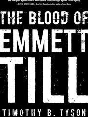 "The cover of ""The Blood of Emmett Till"" by Tim Tyson."