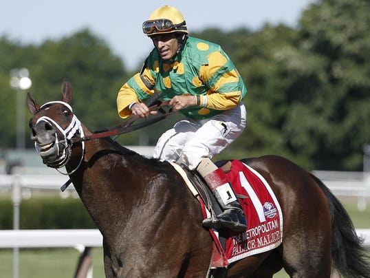 -Belmont Stakes Horse Racing.JPEG-0c4d8.jpg_20140607.jpg